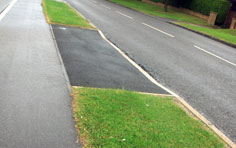 Everton Construction Services - Road Repairs & Kerbing Services