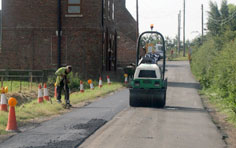 Everton Construction Services - Tarmac & Concrete Laying Services
